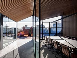 Acoustic comfort meets contemporary appeal at historic Malvern office