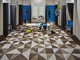 Karndean unveils Kaleidoscope collection of intricate flooring designs