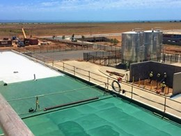 Karratha Health Campus gets environmentally responsible waterproofing