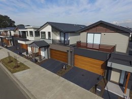 BGC helps builder achieve fire rating for intertenancy walls at Keysborough townhouse project