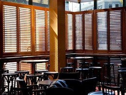 Open Shutters & Louvres – a guide for specifiers