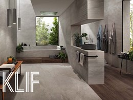New Beola stone inspired Italian porcelain tile collection