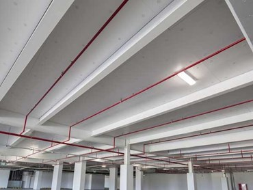 Kingspan Kooltherm Soffit Board Specified For Crown Towers