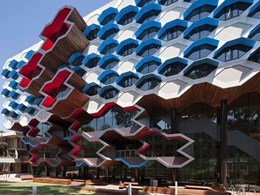 Latrobe Institute of Molecular Science features durable Accolade Plus in 2 colours