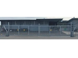 9m bi-parting cantilever gates installed at Queensland defence site