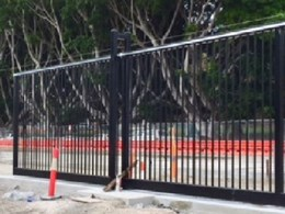 Royal Randwick Racecourse controls traffic access with two Leda sliding gates