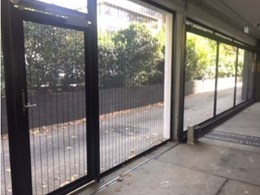 Leda installs security enclosure for Warrington Properties in Perth