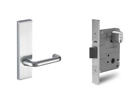 30-year warranty for Legge long plate furniture and mortice locks