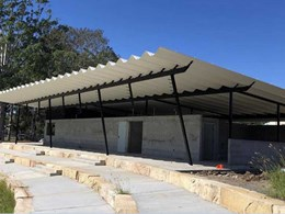 ReFORM formwork specified for Karuah's Lionel Morten Oval