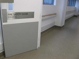 Acculine building protection delivers cost and time efficiencies at Liverpool Hospital, NSW