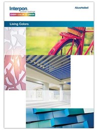 Interpon's new colour card showcases updated palette for domestic and trade markets