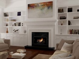 'Clean face' and other contemporary design trends in fireplaces