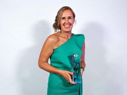 Lotus CEO wins Telstra Victorian Business Woman of the Year