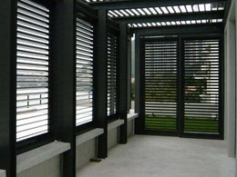 Enhancing your home's value with fixed aluminium louvres