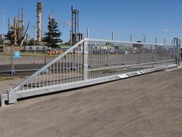Magnetic installs fully customisable MCG XL cantilever gate at coal export site