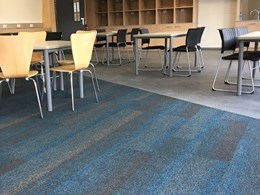EcoSoft carpet tiles chosen for new $10M Melbourne school centre