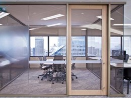 Criterion partitioning systems specified for Sydney's iconic MLC Centre refurbishment