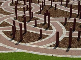 Green paving solutions from MPS Paving Systems bringing colour to the outdoors