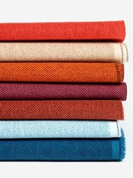 New upholstery textile is sustainable, luxurious, vibrant and looks like wool