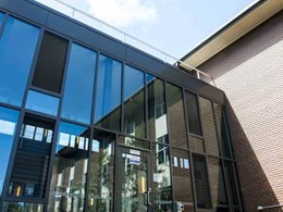 Case Study: EDGE window framing systems feature in refurbished Mannix College student facilities
