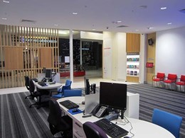 LED downlights create upmarket vibe at Medibank Eastland retail centre