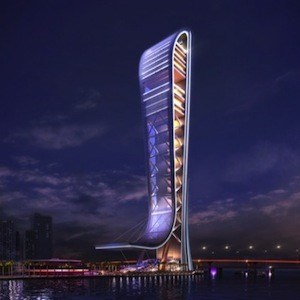 Hairpin Shaped Skyrise Miami Tower Given The Go Ahead