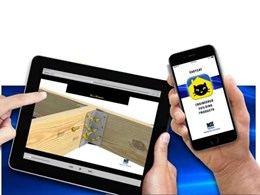 New App helps builders choose the right engineered building product by MiTek