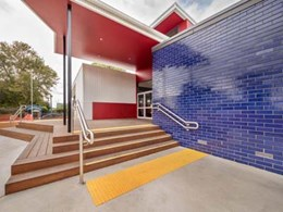 Permanent modular education complex built for Moe South Street Primary
