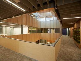Key-Ply featured in Monash University's new learning facility