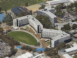 Mega Monash Uni Clayton project now complete