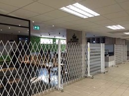After Aussie success, ATDC's expandable security doors now installed at overseas international airports