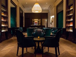 Havwoods flooring captures Vegas glamour and whimsy at NoMad hotel