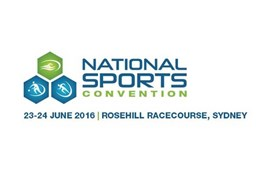 Surface Designs is Gold Sponsor for National Sports Convention