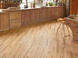 Explore the possibilities of Designflooring in your kitchen