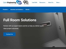 New Galvin Engineering website has a refreshed look