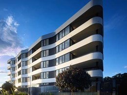 Boutique apartments in Hamilton, QLD feature Beaumont tiles