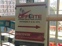 Recapping the Offsite Construction Expo, Washington D.C.