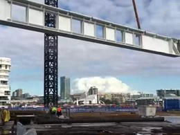 50 tonne girder for Crown Casino Sydney gets the Nullifire treatment