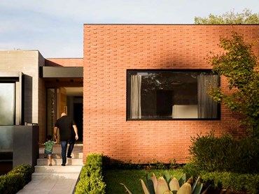 Oatlands House featuring PGH bricks