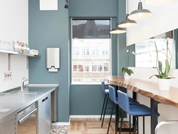 Designing for small spaces in residential and commercial kitchens