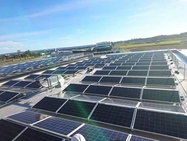 K2 Solar Installing 99kw Solar System At Camden Council