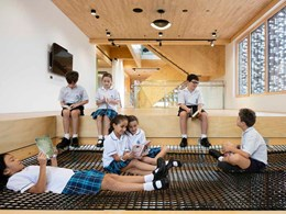 BVN's adaptive redesign of school wins award