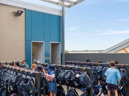 Creating colourful, inspirational spaces in schools with PEP-Core panels