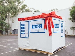 10,000 Bathroom Pods Produced – What A Journey!