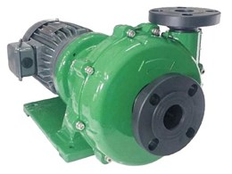 New Techniflo Mag Drive High Head Series pumps with leak-free design