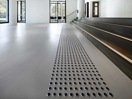 Honestone's FloorPlus polished concrete floor creates inviting environment for Urbanest students