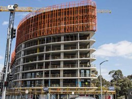 Doncaster Hill apartments to feature MAX double glazed framing and sliding doors