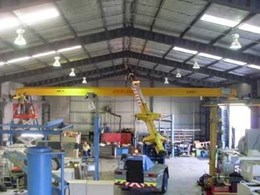 Konecranes' new 5t CXT crane helping Park Engineering enhance productivity