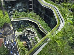 Projex Group's Top 20 favourite green rooftops: Parkroyal on Pickering, Singapore