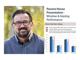 Watch Tony Paarhammer's Passive House presentation